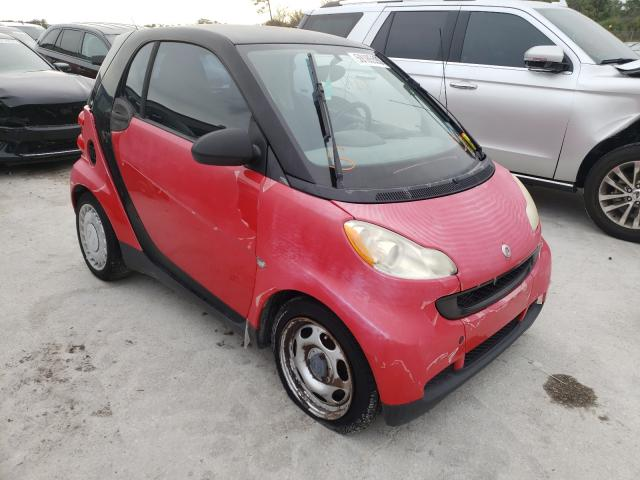 Smart Vehiculos salvage en venta: 2009 Smart Fortwo PUR