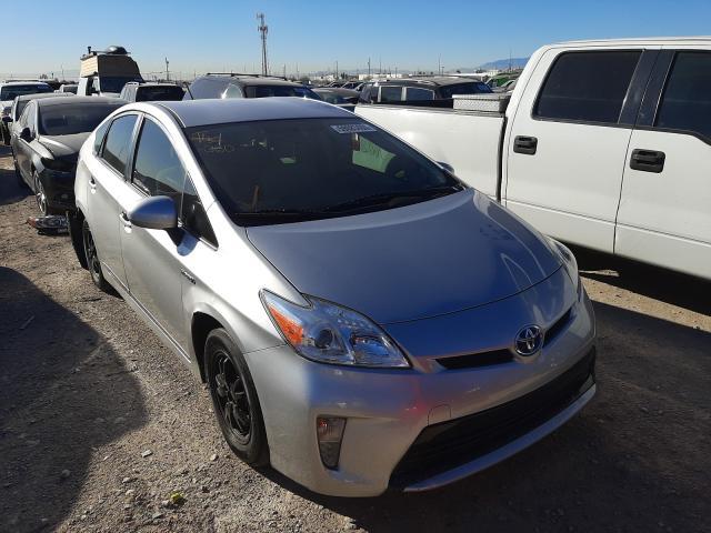 JTDKN3DU7C5534760 2012 Toyota Prius 1.8L