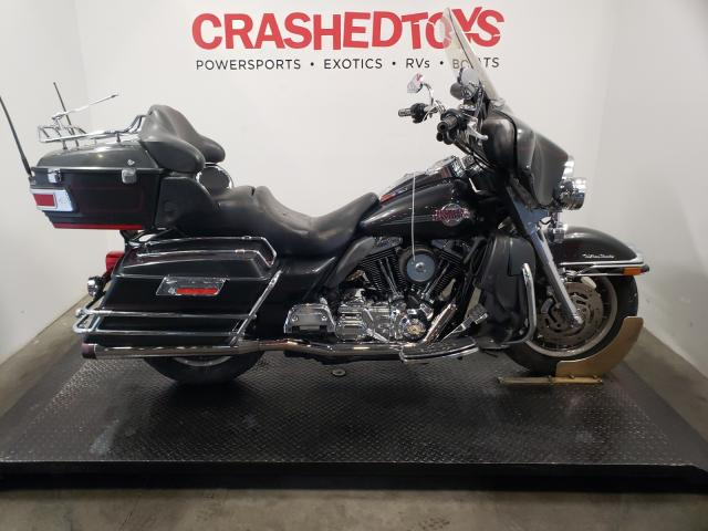 Harley-Davidson Flhtcui salvage cars for sale: 2006 Harley-Davidson Flhtcui