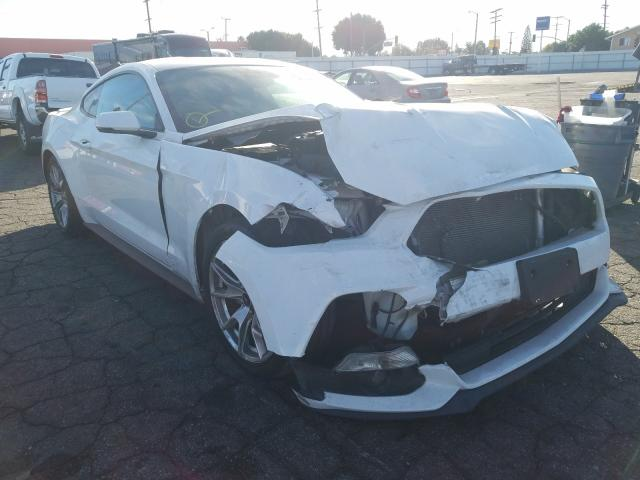 Salvage cars for sale from Copart Van Nuys, CA: 2015 Ford Mustang