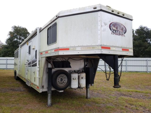 Salvage cars for sale from Copart Jacksonville, FL: 2009 Lako Trailer