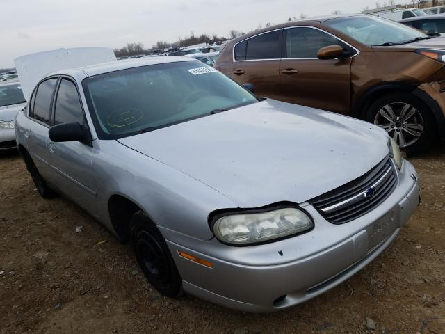 Chevrolet Malibu salvage cars for sale: 2001 Chevrolet Malibu
