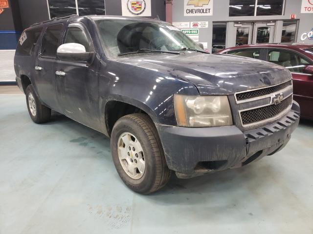 Chevrolet Suburban salvage cars for sale: 2009 Chevrolet Suburban
