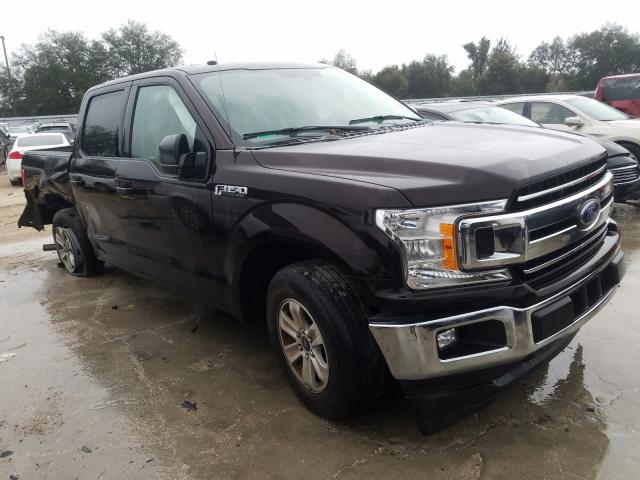 2018 FORD F150 1FTEW1CP5JFD14633