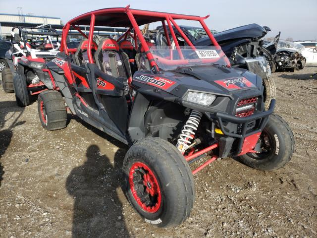 Salvage cars for sale from Copart Sacramento, CA: 2017 Polaris RZR XP 4 1