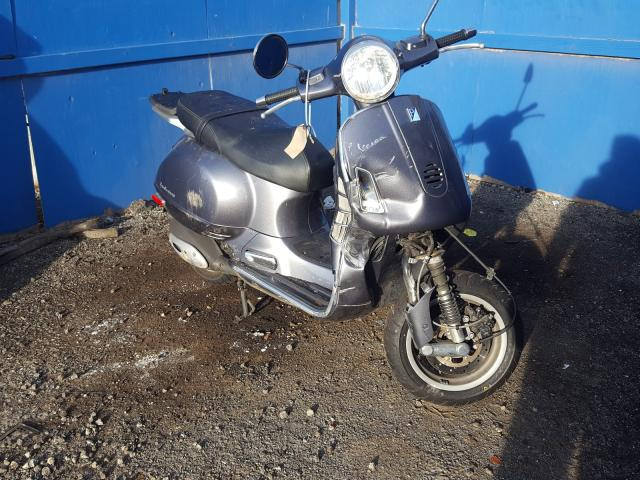 Vespa salvage cars for sale: 2005 Vespa Granturismo