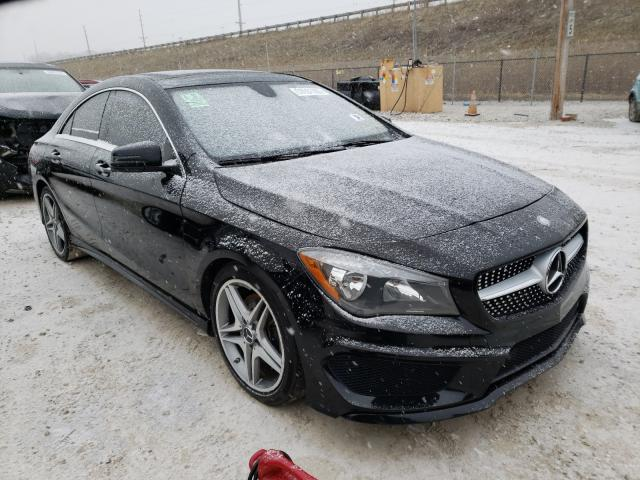 Salvage cars for sale from Copart Northfield, OH: 2014 Mercedes-Benz CLA 250