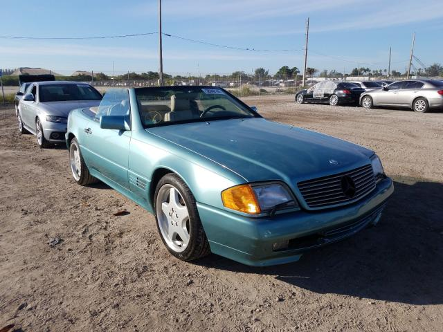 1991 Mercedes-Benz 500 SL for sale in West Palm Beach, FL