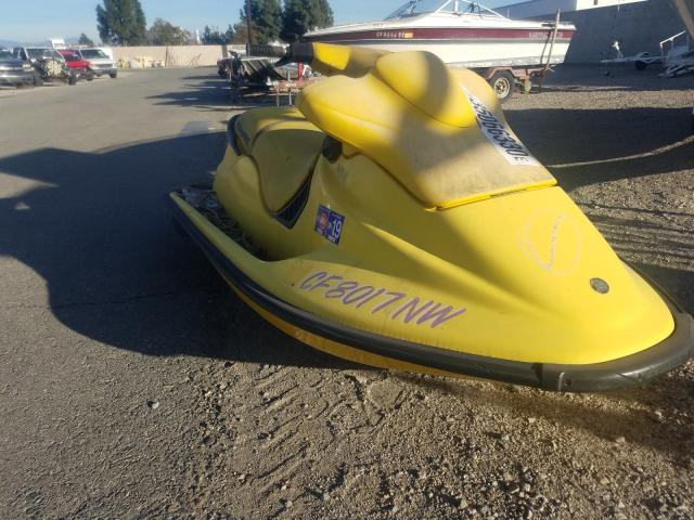 Bombardier Seadoo salvage cars for sale: 1996 Bombardier Seadoo