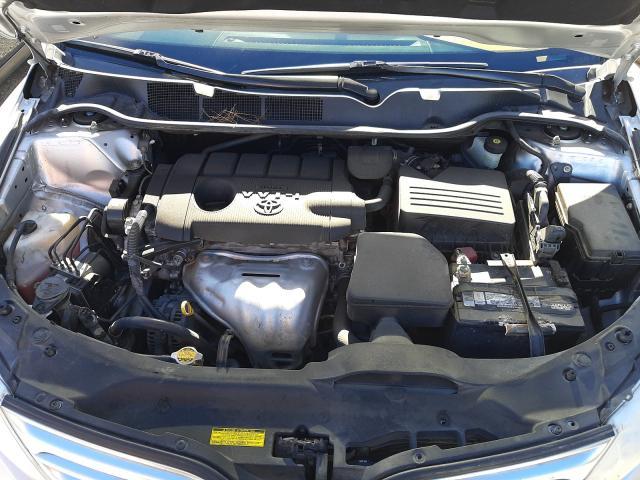 4T3ZA3BB7BU042748 2011 Toyota Venza 2.7L