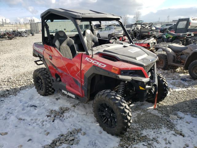 Salvage cars for sale from Copart Appleton, WI: 2020 Polaris General 10