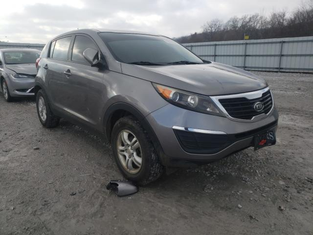 Salvage cars for sale from Copart Prairie Grove, AR: 2011 KIA Sportage L