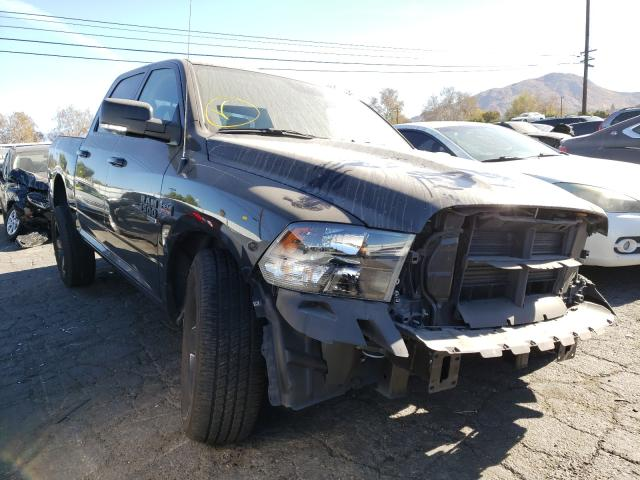 Salvage cars for sale from Copart Colton, CA: 2019 Dodge RAM 1500 Class