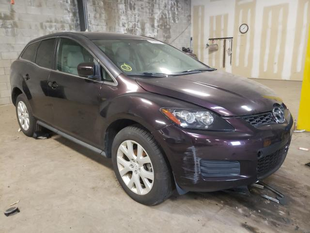 Salvage cars for sale from Copart Chalfont, PA: 2008 Mazda CX-7