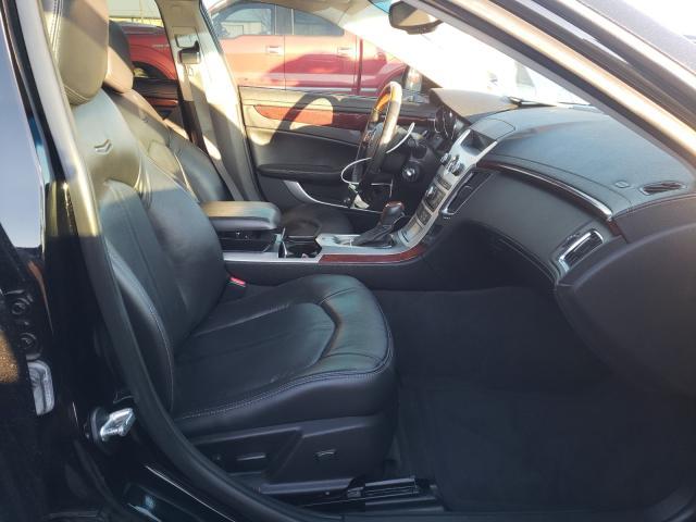 пригнать из сша 2012 Cadillac Cts Premiu 3.6L 1G6DP5E35C0106660