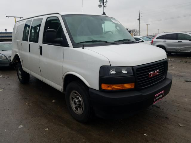 Salvage cars for sale from Copart Lebanon, TN: 2019 GMC Savana G25