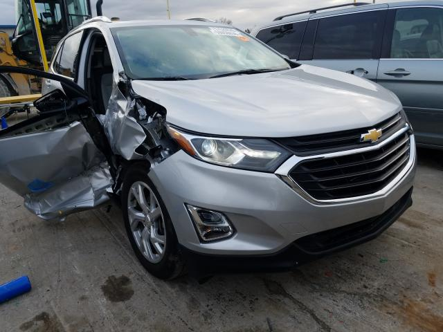 Salvage cars for sale at Lebanon, TN auction: 2018 Chevrolet Equinox LT