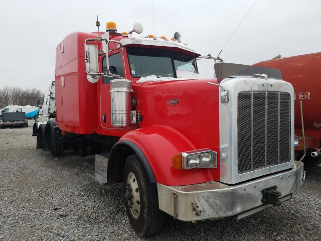 Peterbilt salvage cars for sale: 2012 Peterbilt 367