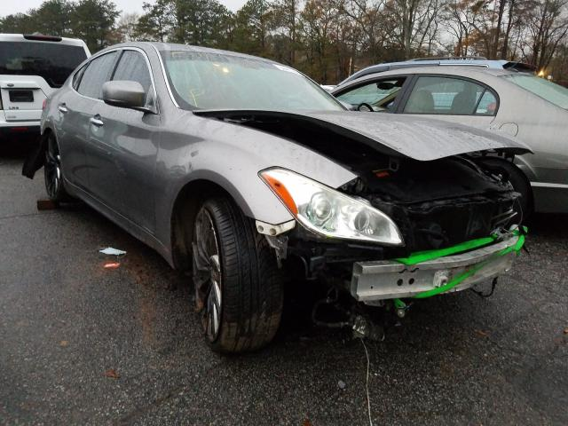 Infiniti M37 salvage cars for sale: 2011 Infiniti M37