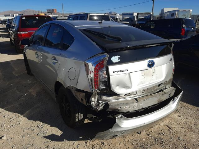 купить 2012 Toyota Prius 1.8L JTDKN3DU7C5534760
