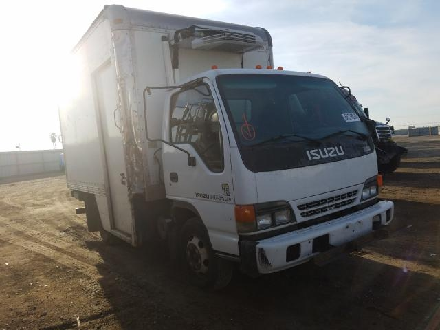 Isuzu salvage cars for sale: 2004 Isuzu NPR