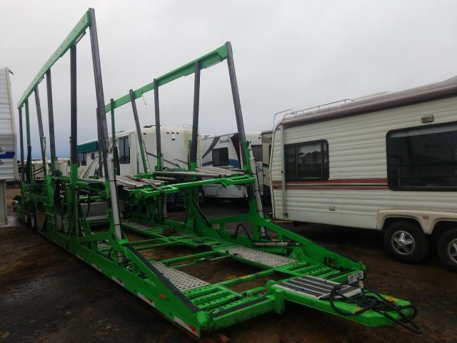 Cottrell salvage cars for sale: 2019 Cottrell Car Hauler