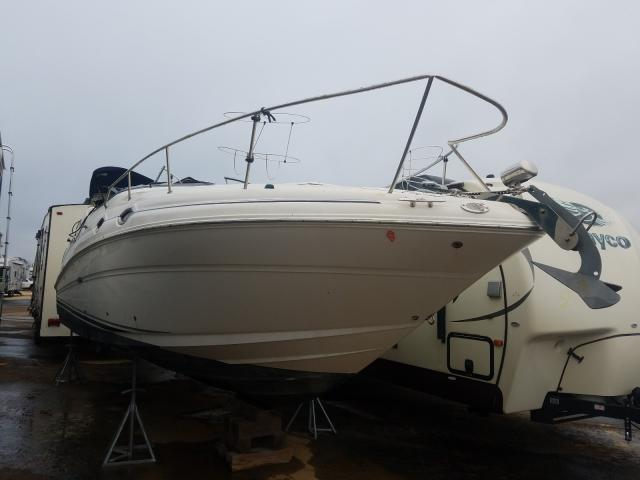 Sea Ray salvage cars for sale: 2007 Sea Ray Boat