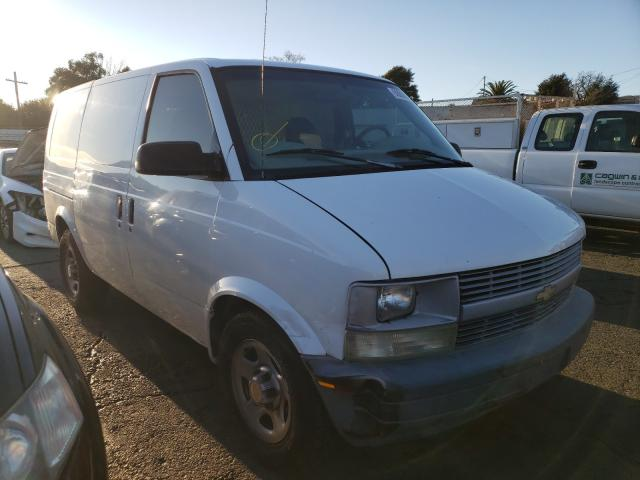Salvage cars for sale from Copart Vallejo, CA: 2004 Chevrolet Astro