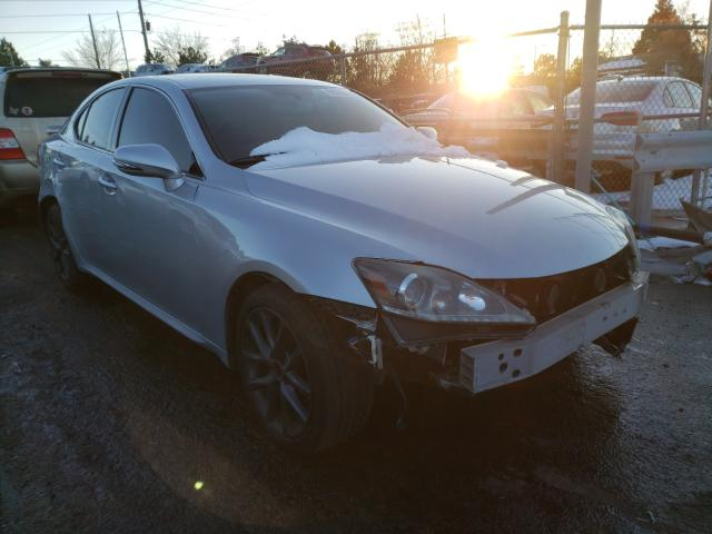 JTHCF5C22B5051610 2011 Lexus Is 250 2.5L