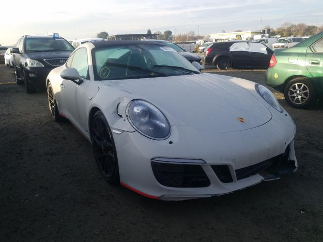 2018 Porsche 911 Carrer for sale in Antelope, CA