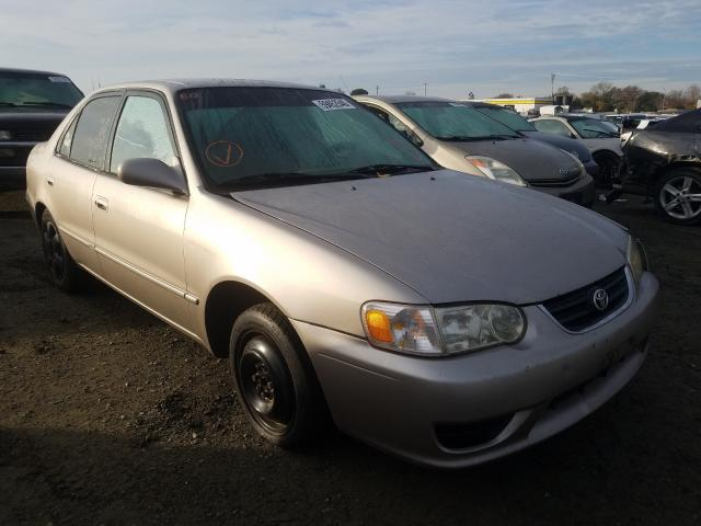 Salvage cars for sale from Copart Antelope, CA: 2002 Toyota Corolla CE