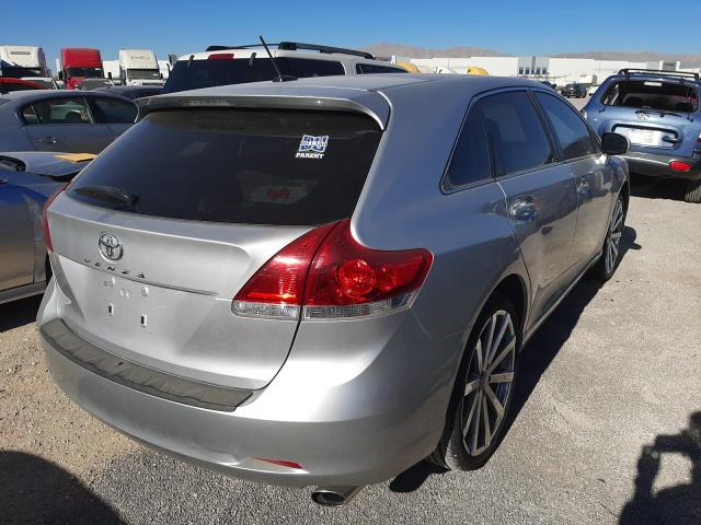 цена в сша 2011 Toyota Venza 2.7L 4T3ZA3BB7BU042748