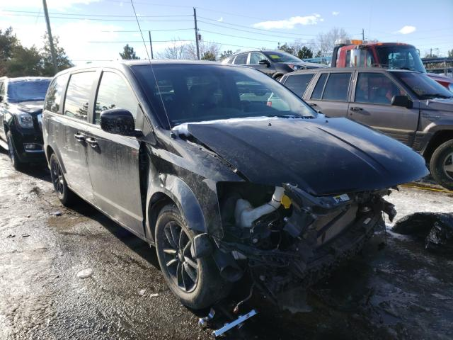 Salvage cars for sale from Copart Denver, CO: 2019 Dodge Grand Caravan