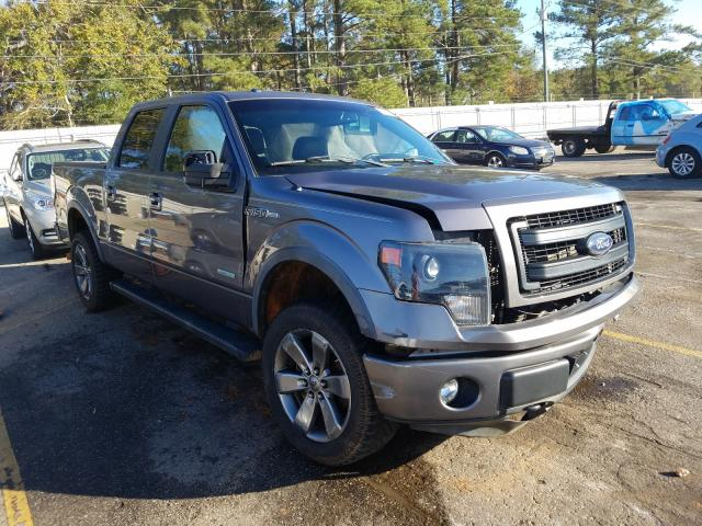 Salvage cars for sale from Copart Eight Mile, AL: 2014 Ford F150 Super