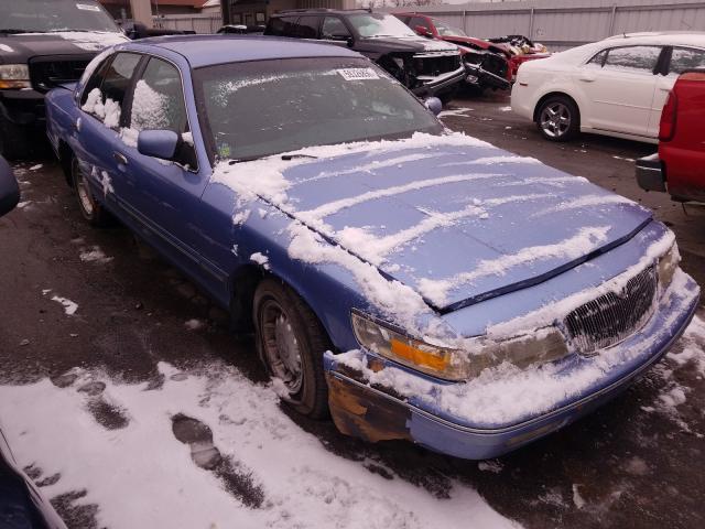 Mercury salvage cars for sale: 1995 Mercury Grand Marq
