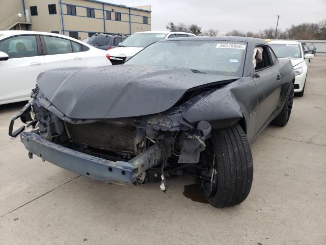 из сша 2013 Chevrolet Camaro Ls 3.6L 2G1FA1E34D9233948