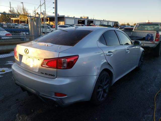 цена в сша 2011 Lexus Is 250 2.5L JTHCF5C22B5051610