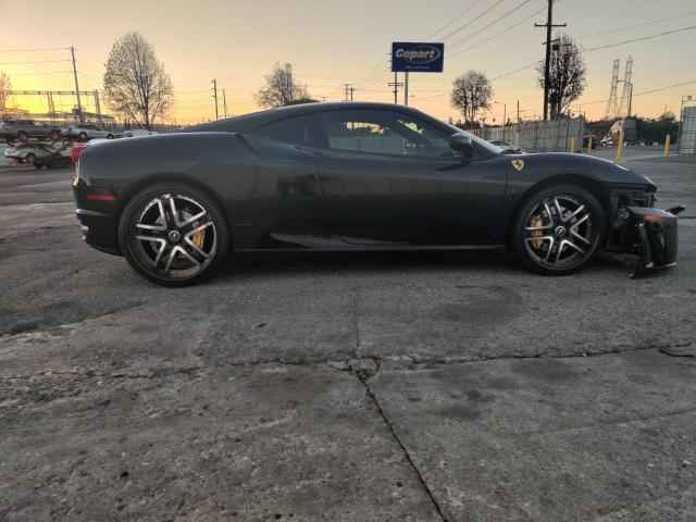 Salvage cars for sale from Copart Wilmington, CA: 2007 Ferrari F430