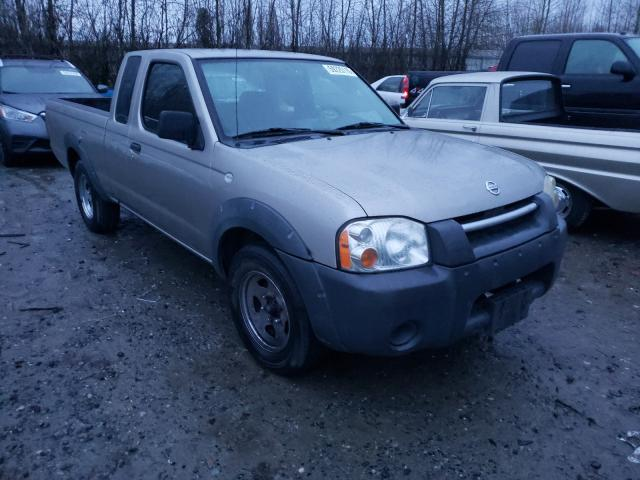 Salvage cars for sale from Copart Arlington, WA: 2003 Nissan Frontier K