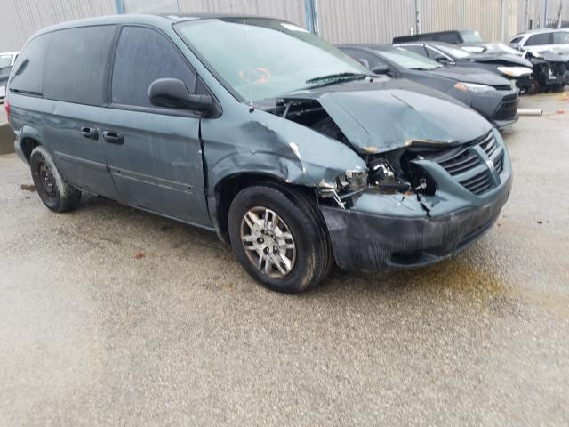 Dodge Caravan salvage cars for sale: 2006 Dodge Caravan