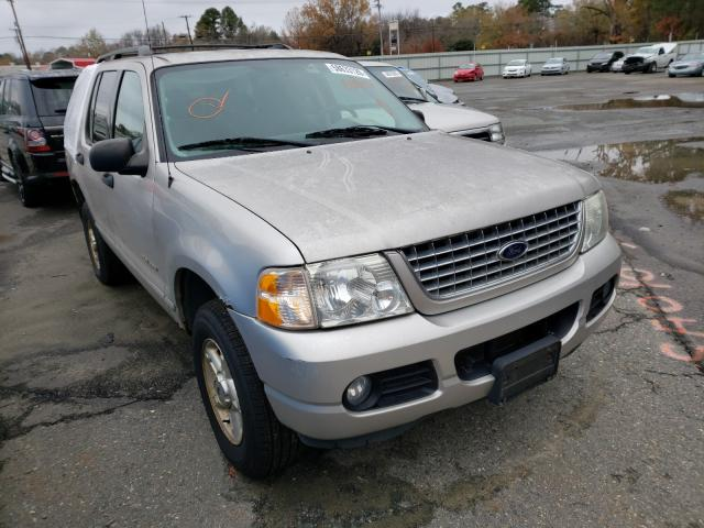 Salvage cars for sale from Copart Shreveport, LA: 2004 Ford Explorer X