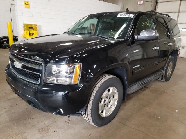 из сша 2010 Chevrolet Tahoe K150 5.3L 1GNUKBE03AR196262