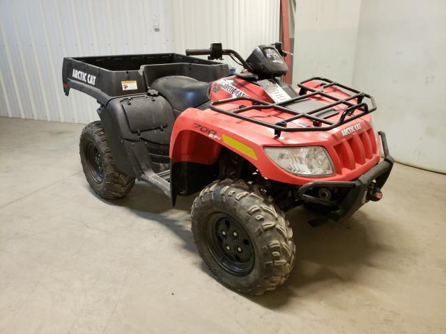 Arctic Cat salvage cars for sale: 2014 Arctic Cat 700