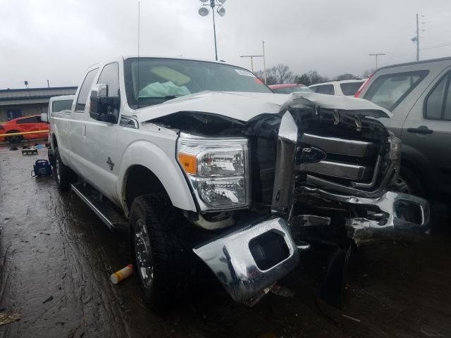 Salvage cars for sale from Copart Lebanon, TN: 2015 Ford F250 Super
