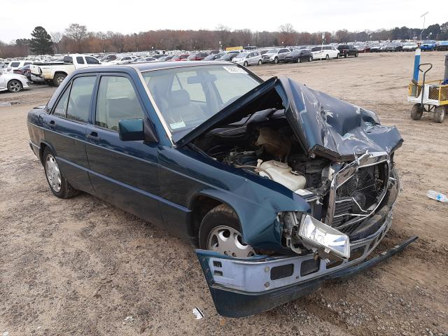 Mercedes-Benz 190 E 2.3 salvage cars for sale: 1993 Mercedes-Benz 190 E 2.3