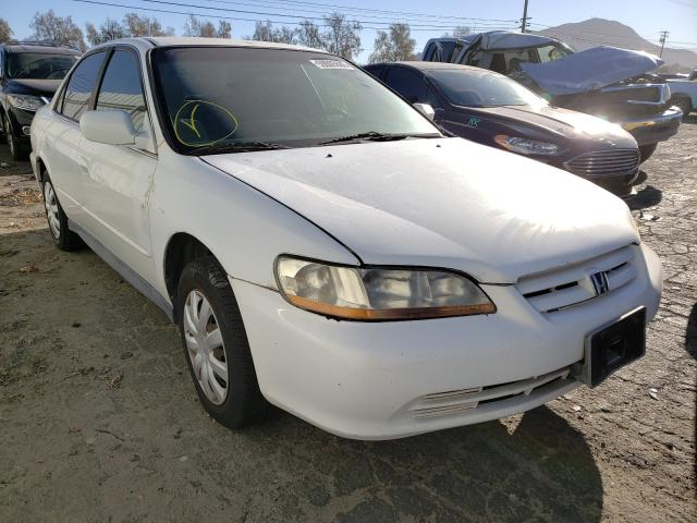 Salvage cars for sale from Copart Colton, CA: 2002 Honda Accord LX