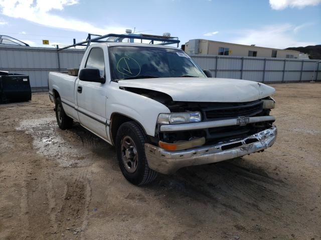 Salvage cars for sale from Copart Kapolei, HI: 2000 Chevrolet Silverado