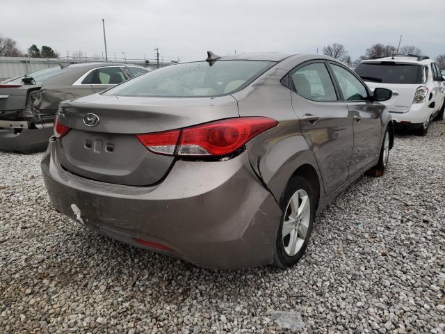 цена в сша 2011 Hyundai Elantra Gl 1.8L 5NPDH4AEXBH015543