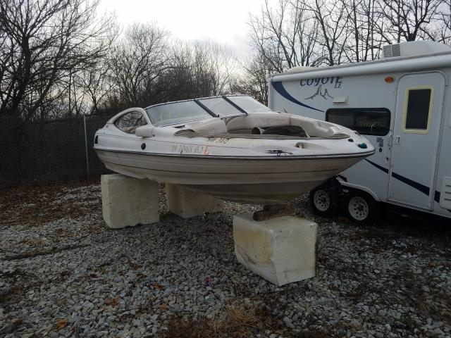 Salvage cars for sale from Copart Cicero, IN: 1998 Regal Boat