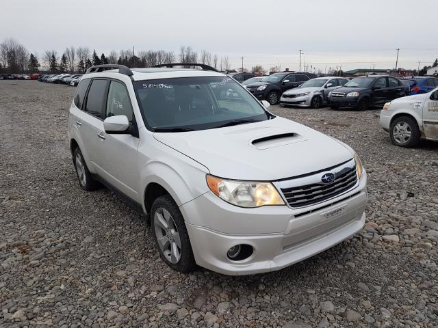 Salvage cars for sale from Copart Courtice, ON: 2010 Subaru Forester 2